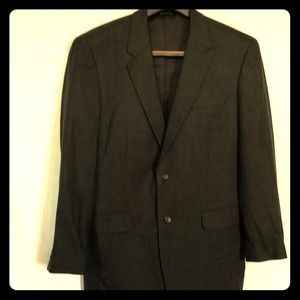 Wool jacket by Jos. A. Bank in 43L